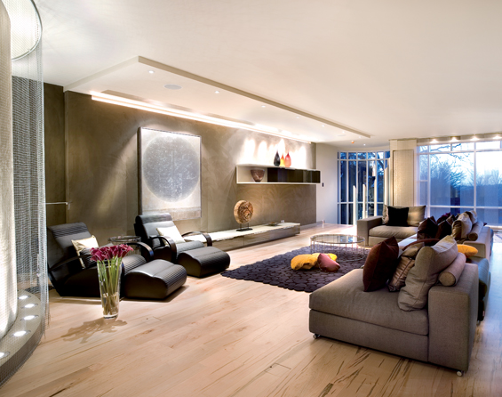 Modern Lighting Interior