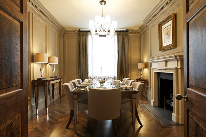 rigby rigby belgravia eccleston st house london luxury homes luxury hotel reviews - Home Interiors London