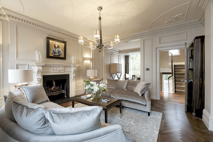Luxury interior design in london luxury interior design for London house interior design
